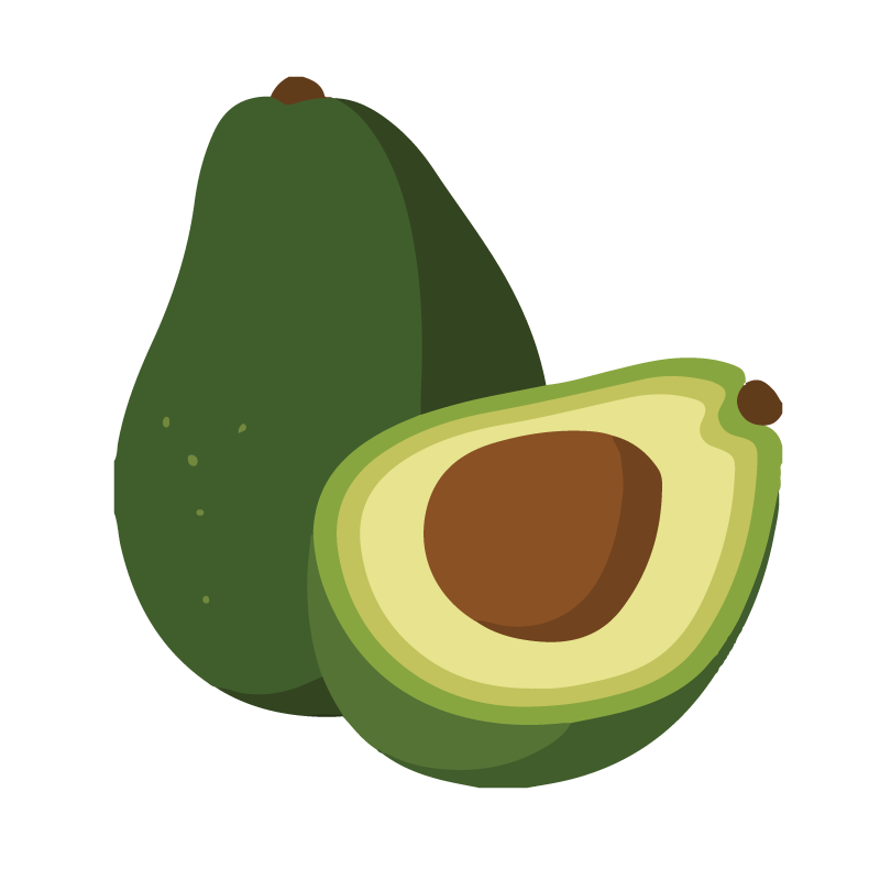 Avocado, Cost-effective health foods
