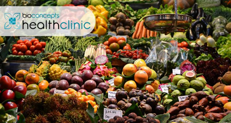 Cost-effective health foods, fresh market